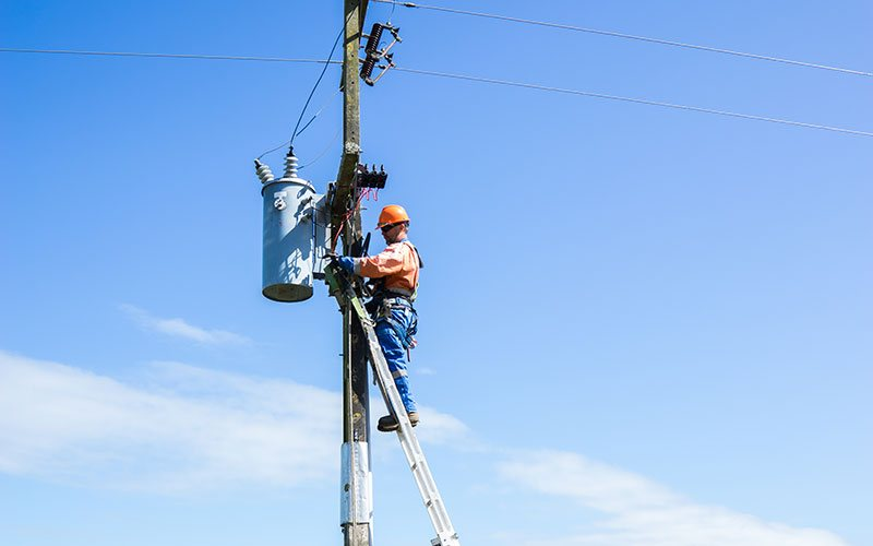 accredited electrical service provider